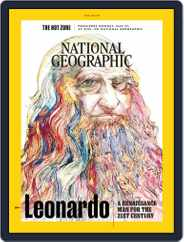 National Geographic (Digital) Subscription May 1st, 2019 Issue