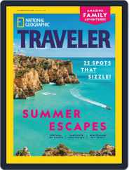 National Geographic Traveler (Digital) Subscription June 1st, 2019 Issue