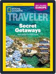 National Geographic Traveler (Digital) Subscription August 1st, 2018 Issue