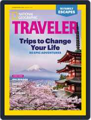 National Geographic Traveler (Digital) Subscription June 1st, 2018 Issue