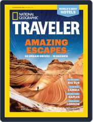 National Geographic Traveler (Digital) Subscription April 1st, 2018 Issue