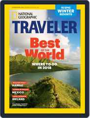 National Geographic Traveler (Digital) Subscription December 1st, 2017 Issue