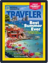 National Geographic Traveler (Digital) Subscription June 1st, 2017 Issue
