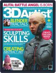 3D Artist (Digital) Subscription May 1st, 2019 Issue
