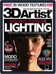 3D Artist (Digital) Subscription December 1st, 2018 Issue