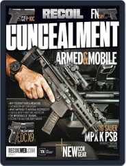 RECOIL Presents: Concealment (Digital) Subscription August 24th, 2017 Issue