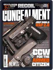 RECOIL Presents: Concealment (Digital) Subscription June 22nd, 2017 Issue