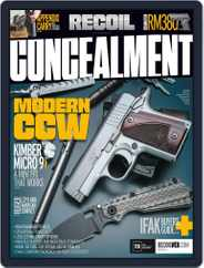 RECOIL Presents: Concealment (Digital) Subscription December 1st, 2016 Issue