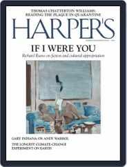 Harper's (Digital) Subscription June 1st, 2020 Issue