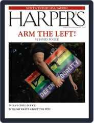 Harper's (Digital) Subscription April 1st, 2020 Issue