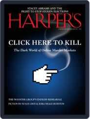 Harper's (Digital) Subscription January 1st, 2020 Issue