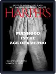 Harper's (Digital) Subscription November 1st, 2019 Issue