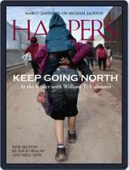 Harper's (Digital) Subscription July 1st, 2019 Issue