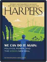 Harper's (Digital) Subscription May 1st, 2019 Issue