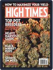 High Times (Digital) Subscription March 1st, 2019 Issue