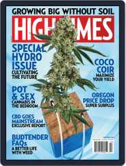 High Times (Digital) Subscription February 1st, 2019 Issue