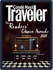 Conde Nast Traveler (Digital) Subscription November 1st, 2019 Issue