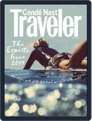 Conde Nast Traveler (Digital) Subscription April 1st, 2019 Issue