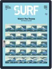 Transworld Surf (Digital) Subscription December 4th, 2012 Issue