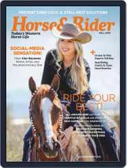 Horse & Rider (Digital) Subscription September 1st, 2019 Issue
