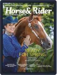 Horse & Rider (Digital) Subscription February 19th, 2019 Issue