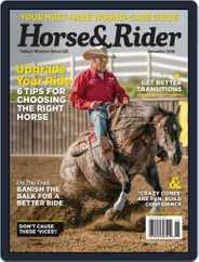 Horse & Rider (Digital) Subscription November 1st, 2018 Issue