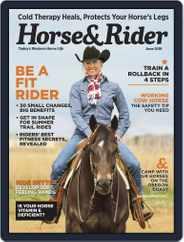 Horse & Rider (Digital) Subscription June 1st, 2018 Issue