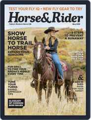 Horse & Rider (Digital) Subscription May 1st, 2018 Issue