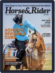 Horse & Rider (Digital) Subscription April 1st, 2018 Issue