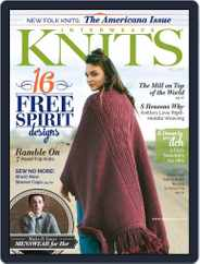 Interweave Knits (Digital) Subscription July 20th, 2017 Issue