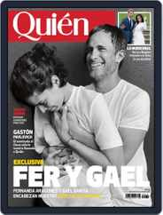 Quién (Digital) Subscription February 1st, 2020 Issue