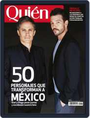 Quién (Digital) Subscription October 1st, 2019 Issue