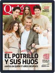 Quién (Digital) Subscription September 1st, 2019 Issue