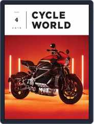 Cycle World (Digital) Subscription September 1st, 2019 Issue