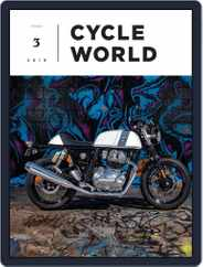 Cycle World (Digital) Subscription July 10th, 2019 Issue