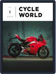 Cycle World (Digital) Subscription February 26th, 2018 Issue