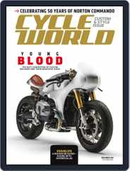 Cycle World (Digital) Subscription December 1st, 2017 Issue