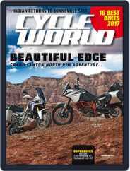 Cycle World (Digital) Subscription November 1st, 2017 Issue