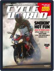 Cycle World (Digital) Subscription September 1st, 2017 Issue