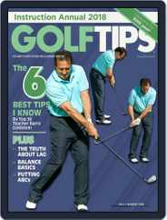 Golf Tips  Magazine (Digital) Subscription July 1st, 2018 Issue