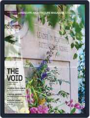 Landscape Architecture (Digital) Subscription May 1st, 2020 Issue