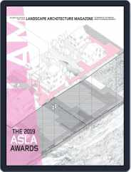 Landscape Architecture (Digital) Subscription October 1st, 2019 Issue