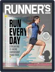 Runner's World (Digital) Subscription April 24th, 2020 Issue