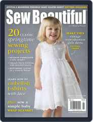Sew Beautiful (Digital) Subscription February 20th, 2014 Issue