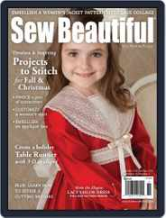 Sew Beautiful (Digital) Subscription September 4th, 2013 Issue
