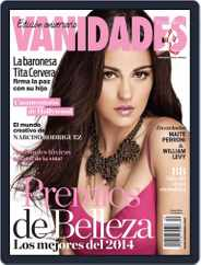 Vanidades Puerto Rico (Digital) Subscription September 22nd, 2014 Issue
