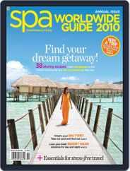 Spa (Digital) Subscription November 1st, 2009 Issue