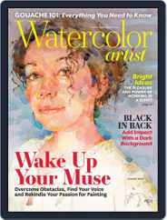 Watercolor Artist (Digital) Subscription August 1st, 2020 Issue