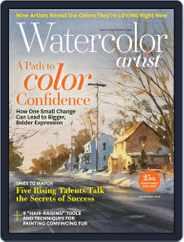 Watercolor Artist (Digital) Subscription December 1st, 2018 Issue