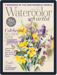 Watercolor Artist (Digital) Subscription January 31st, 2018 Issue